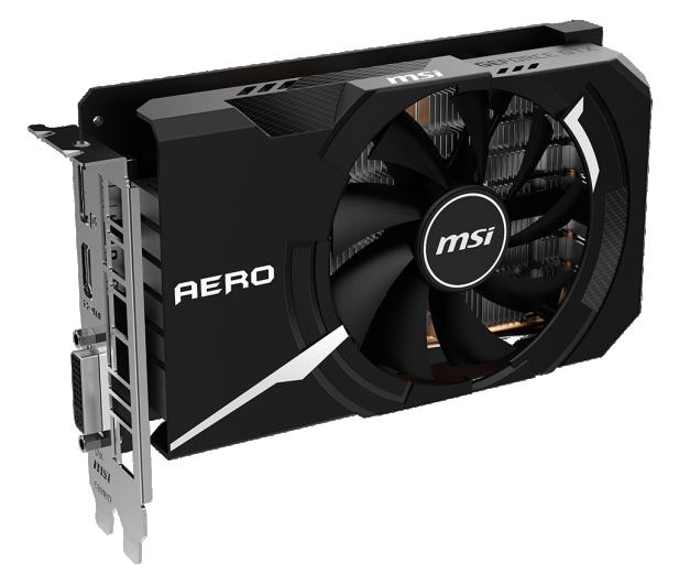 MSI GeForce GTX 1650 SUPER AERO ITX OC 4GB GDDR6 - 529901 - zdjęcie 3