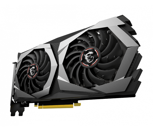 MSI GeForce GTX 1650 SUPER GAMING X 4GB GDDR6 - 529897 - zdjęcie 4