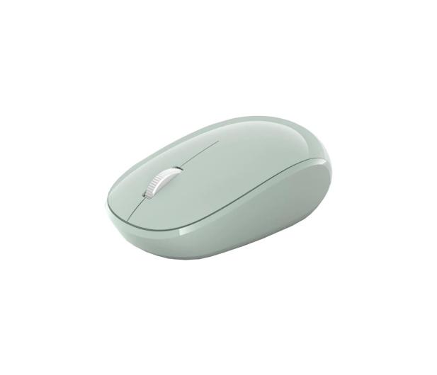 Microsoft Bluetooth Mouse Miętowy - 528888 - zdjęcie 2