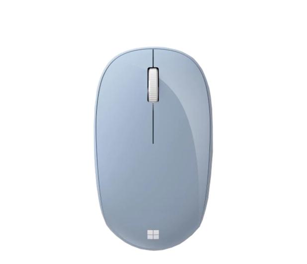 Microsoft Bluetooth Mouse Pastelowy błękit - 528887 - zdjęcie