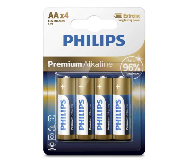 Philips Premium Alkaline AA (4szt) - 529282 - zdjęcie