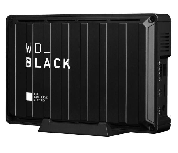 WD Black D10 8TB USB 3.0 - 530321 - zdjęcie 2