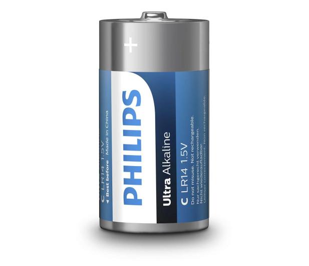 Philips Ultra Alkaline C (2szt) - 529285 - zdjęcie 2