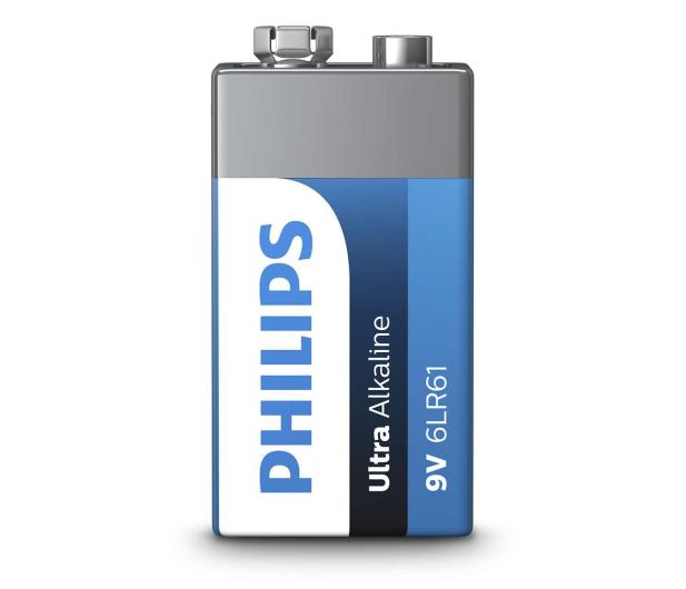 Philips Ultra Alkaline 9V (1szt) - 529287 - zdjęcie 2