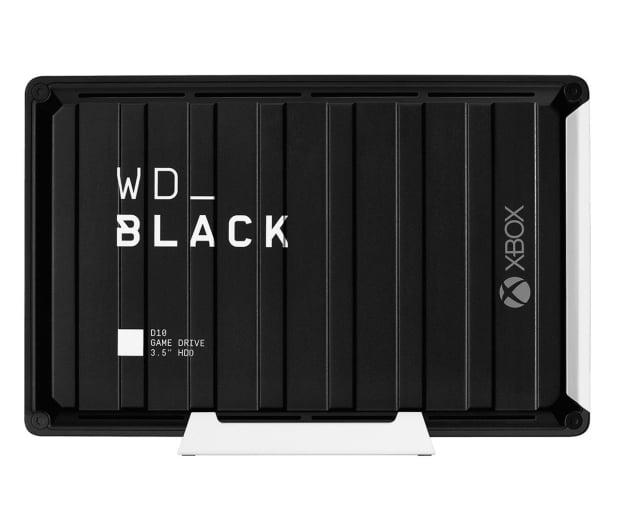 WD Black D10 12TB Xbox  USB 3.0 - 530322 - zdjęcie