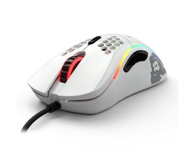 Glorious PC Gaming Race Model D (Glossy White) - 529372 - zdjęcie 3