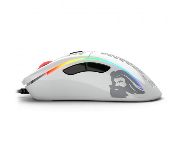 Glorious PC Gaming Race Model D (Glossy White) - 529372 - zdjęcie 4
