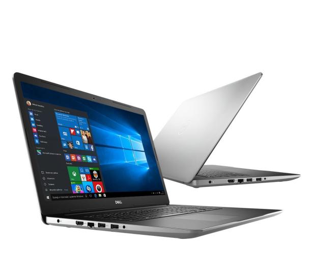 Dell Inspiron 3793 i5-1035G1/16GB/512/Win10P IPS Silver - 523610 - zdjęcie