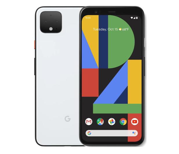 Google Pixel 4 64GB LTE Clearly White - 530640 - zdjęcie