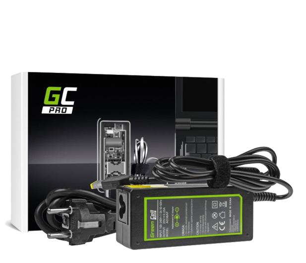 Green Cell Zasilacz do Lenovo 65W (3.25A, Slim Tip) - 514084 - zdjęcie