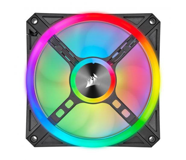 Corsair iCUE QL120 RGB PWM 120 mm - 529994 - zdjęcie 4