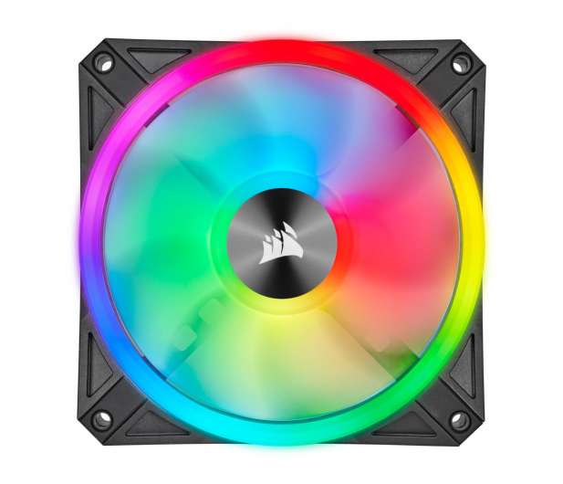 Corsair iCUE QL140 RGB PWM 140 mm - 529998 - zdjęcie 2