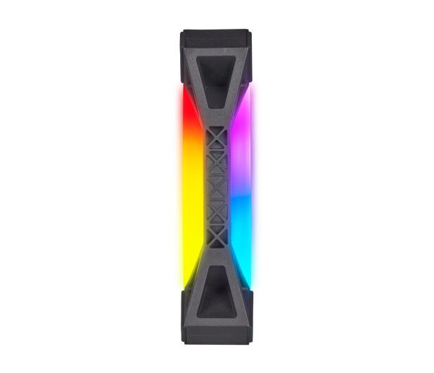 Corsair iCUE QL120 RGB PWM 120 mm 3pack + Lighting Node  - 529995 - zdjęcie 7