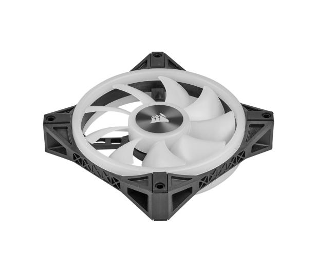 Corsair iCUE QL120 RGB PWM 120 mm 3pack + Lighting Node  - 529995 - zdjęcie 14