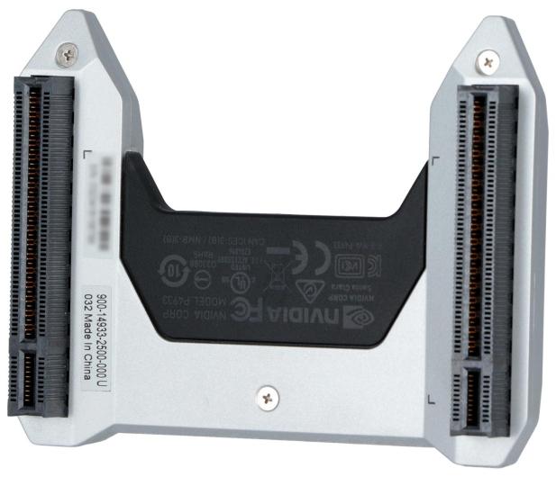 NVIDIA GeForce RTX NVLink Bridge 4-slot (80 mm) - 466222 - zdjęcie 5