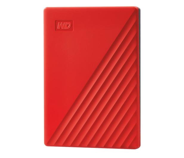 WD My Passport 2TB USB 3.0 + Etui - 530402 - zdjęcie