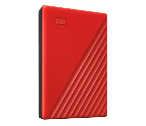 WD My Passport 2TB USB 3.0 + Etui - 530402 - zdjęcie 3