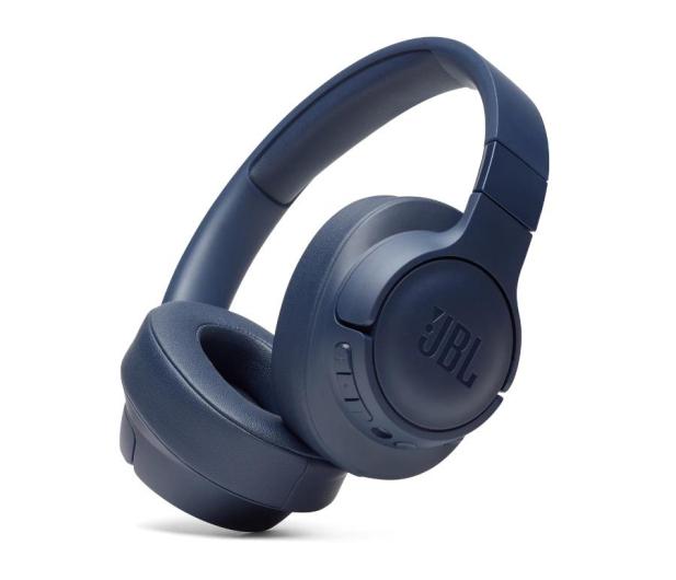 JBL Tune T750BT NC Niebieskie - 530069 - zdjęcie