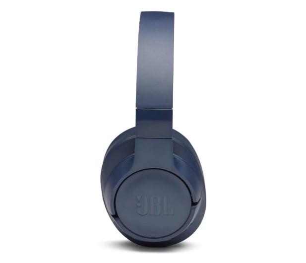 JBL Tune T750BT NC Niebieskie - 530069 - zdjęcie 4