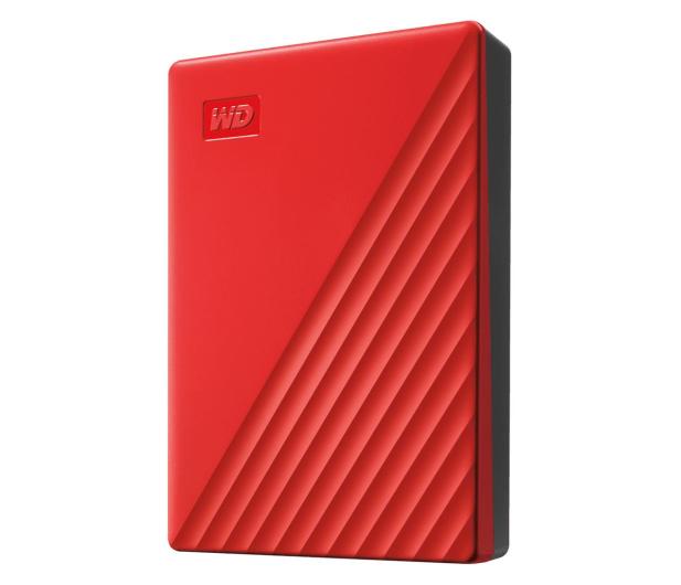 WD My Passport 4TB USB 3.0 + Etui - 530409 - zdjęcie 2