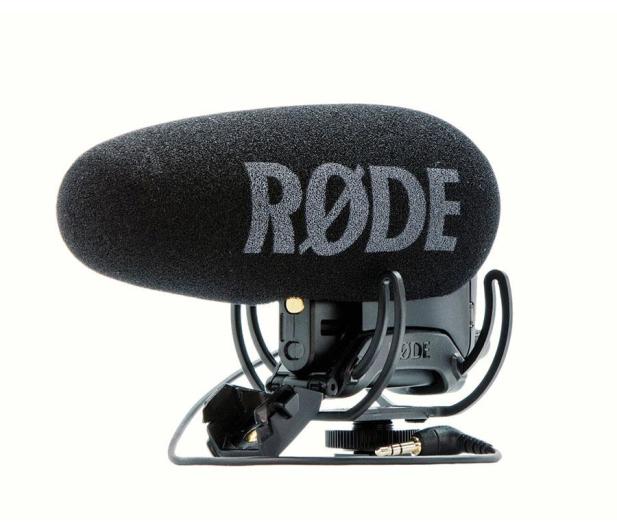Rode VideoMic Pro+ - 530528 - zdjęcie