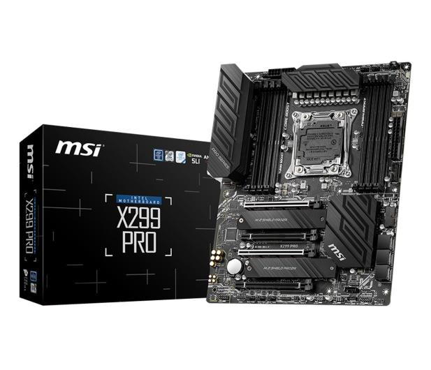 MSI X299 PRO - 530355 - zdjęcie
