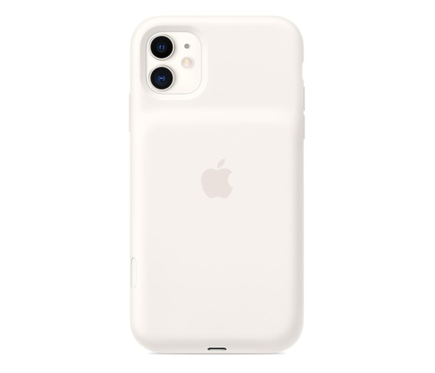 Apple Smart Battery Case do iPhone 11 White - 530229 - zdjęcie