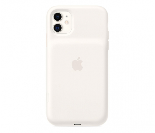 Apple Smart Battery Case do iPhone 11 White - 530229 - zdjęcie 1