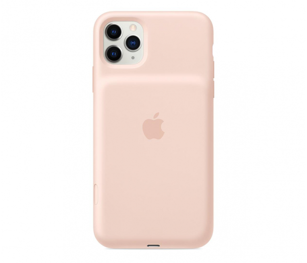 Apple Smart Battery Case do iPhone 11 Pro Max Pink Sand - 530235 - zdjęcie
