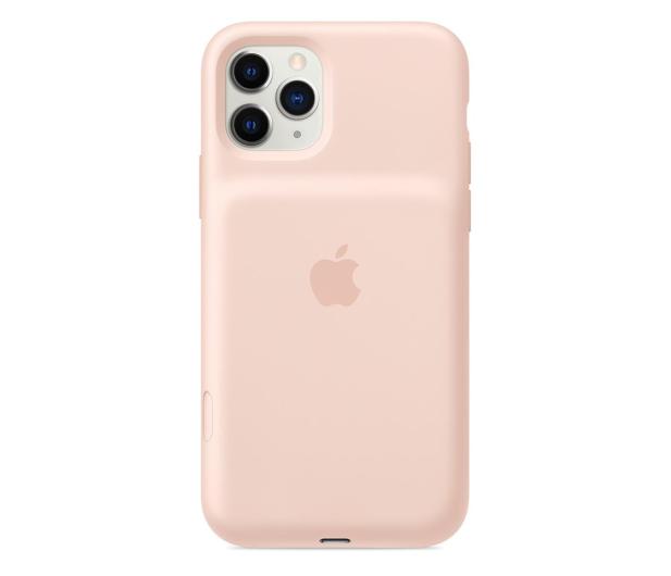 Apple Smart Battery Case do iPhone 11 Pro Pink Sand - 530232 - zdjęcie