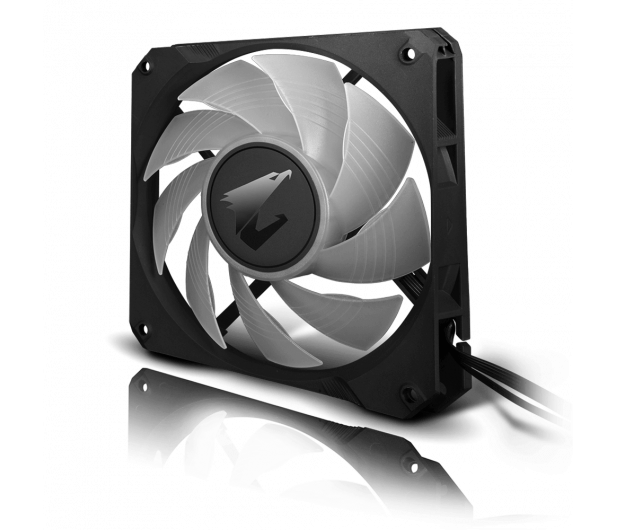 Gigabyte Aorus Liquid Cooler RGB 240 2x120mm - 525212 - zdjęcie 5
