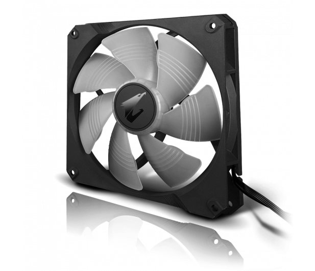 Gigabyte Aorus Liquid Cooler RGB 280 2x140mm - 525215 - zdjęcie 5