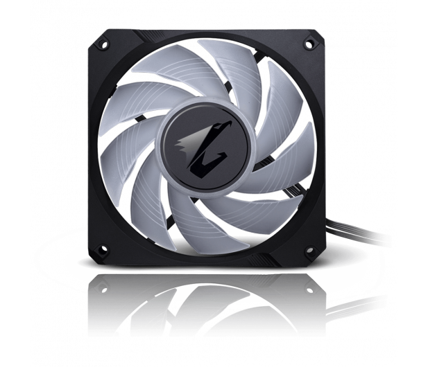 Gigabyte Aorus Liquid Cooler RGB 360 3x120mm - 525217 - zdjęcie 7