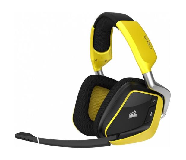 Corsair Gaming VOID PRO (RGB, żółte) - 379732 - zdjęcie