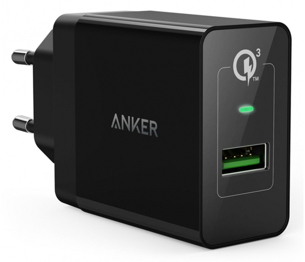Anker Ładowarka sieciowa USB, QC 3.0  - 525751 - zdjęcie