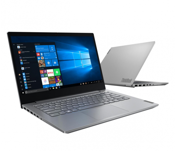 Lenovo ThinkBook 14 i5-10210U/16GB/256/Win10P  - 544584 - zdjęcie