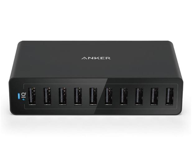 Anker Ładowarka sieciowa 10x USB  - 525765 - zdjęcie