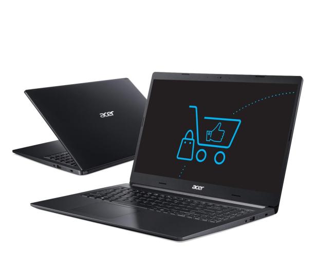 Acer Aspire 5 i5-10210U/16GB/512 MX250 Czarny - 522549 - zdjęcie