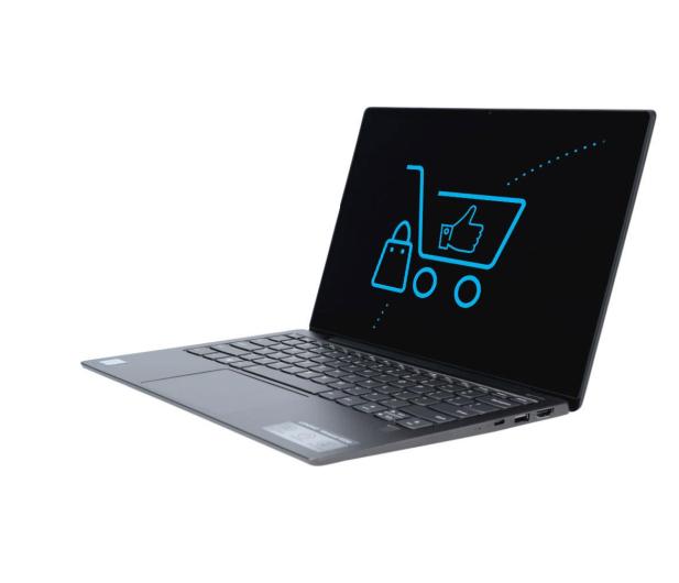 Lenovo IdeaPad S530-13 i5-8265U/8GB/256/Win10 - 520317 - zdjęcie 4