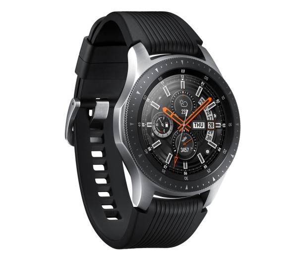 Samsung Galaxy Watch R805 46mm Silver LTE - 526890 - zdjęcie