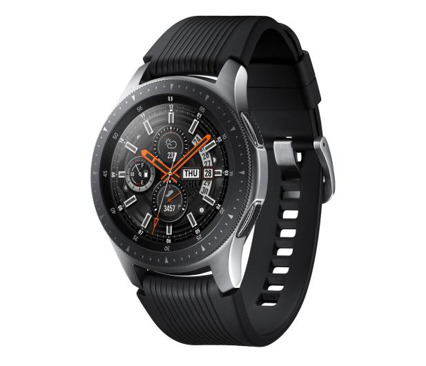 Samsung Galaxy Watch R805 46mm Silver LTE - 526890 - zdjęcie 3