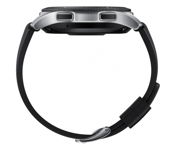 Samsung Galaxy Watch R805 46mm Silver LTE - 526890 - zdjęcie 5