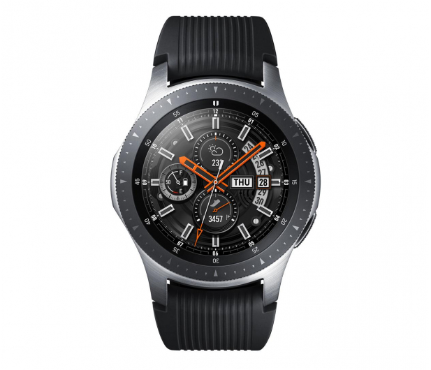 Samsung Galaxy Watch R805 46mm Silver LTE - 526890 - zdjęcie 2