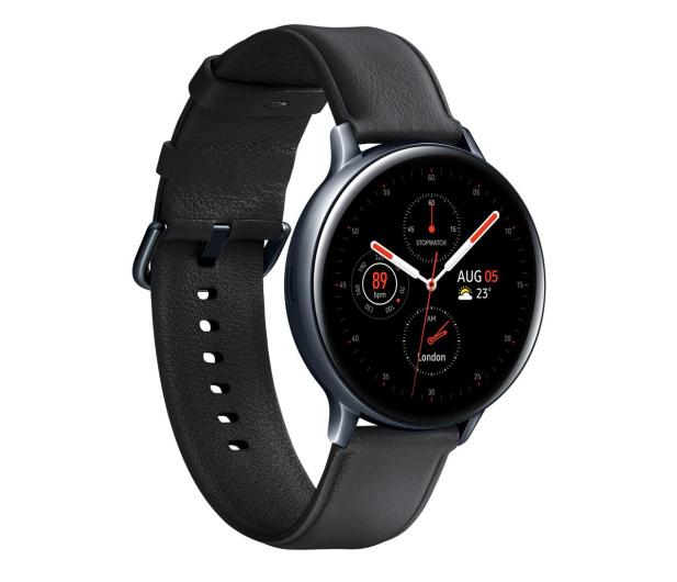 Samsung Galaxy Watch Active 2 Stal 44mm Black LTE - 526899 - zdjęcie