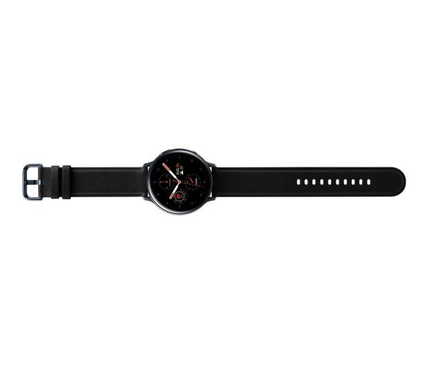 Samsung Galaxy Watch Active 2 Stal 44mm Black LTE - 526899 - zdjęcie 6