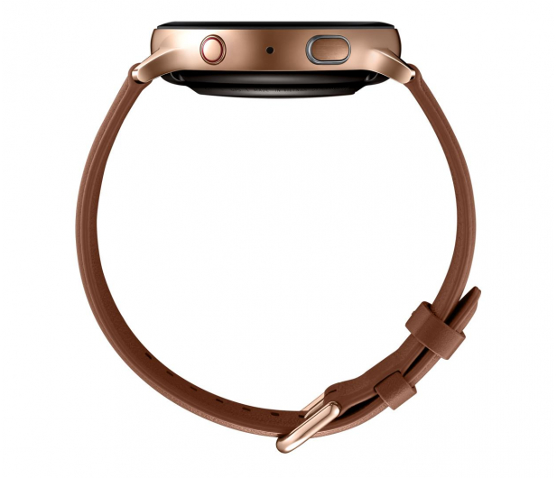 Samsung Galaxy Watch Active 2 Stal 44 mm Gold LTE - 526895 - zdjęcie 5