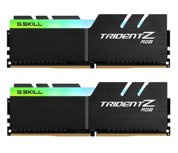 G.SKILL 16GB (2x8GB) 4000MHz CL18 TridentZ RGB  - 523838 - zdjęcie