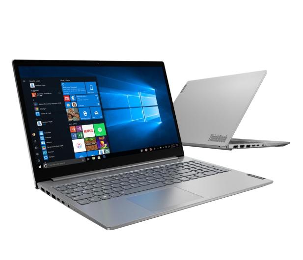 Lenovo ThinkBook 15 i3-1005G1/8GB/256/Win10 - 564797 - zdjęcie