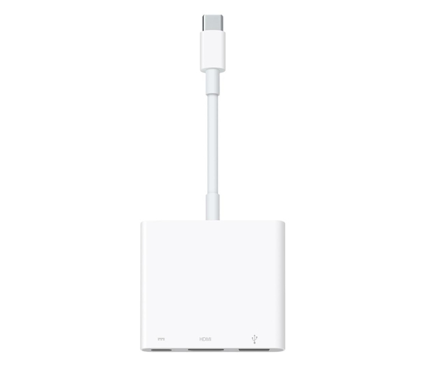Apple Adapter USB-C - Digital AV - 521310 - zdjęcie