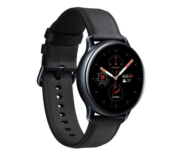 Samsung Galaxy Watch Active 2 Stal 40mm Black LTE - 526908 - zdjęcie